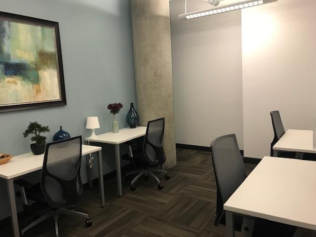 Regus- 350 Rhode Island St. - Dedicated Desk 1