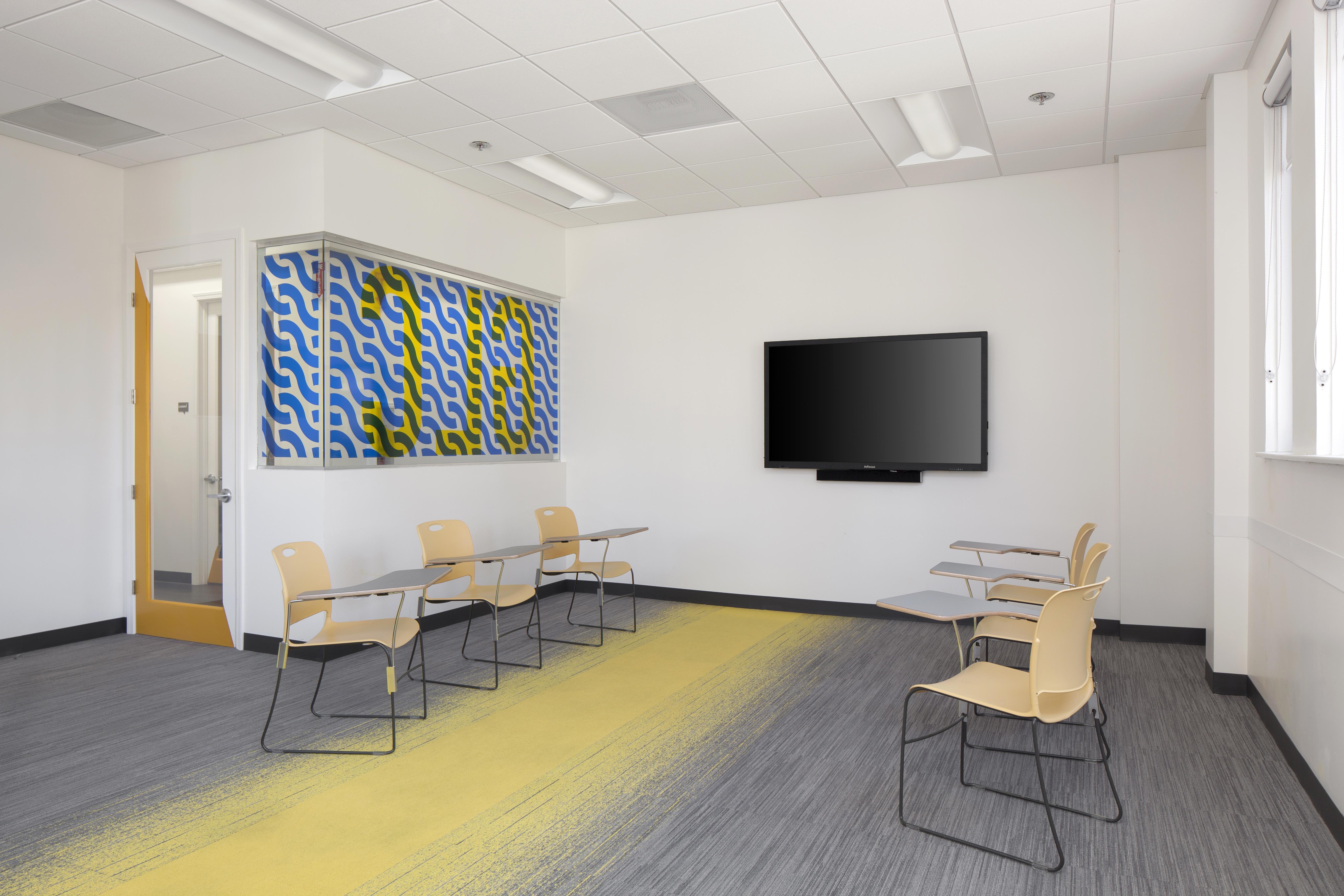 Stafford House International - Training room/classroom (2)