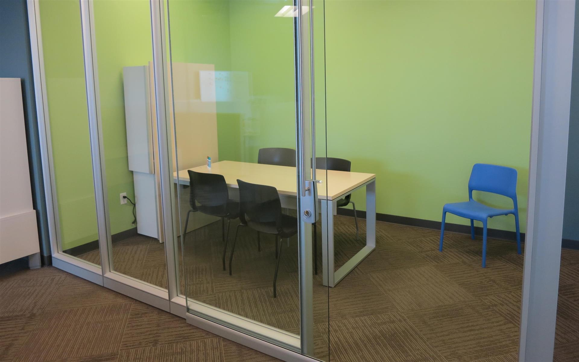 Goosetail Spaces - Louisville - Small Conference Room