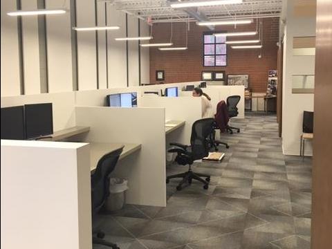 BHM Architects, PA - Desk 1