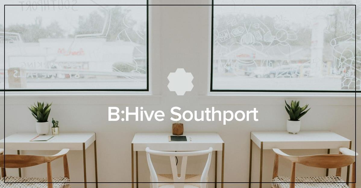 Logo of B:Hive Southport