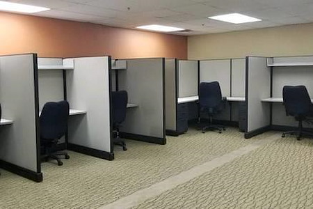 MyNextSuite - Large Open Office Space