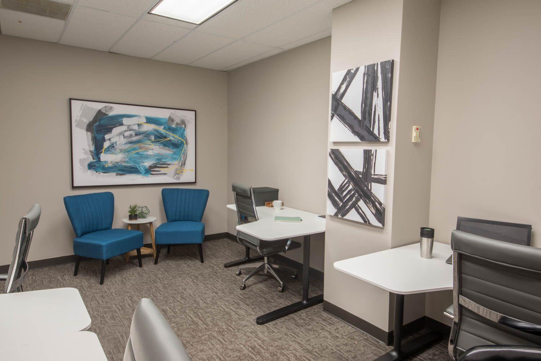 WORKSUITES  | Tanglewood - INTERIOR OFFICE | 2-3 PEOPLE