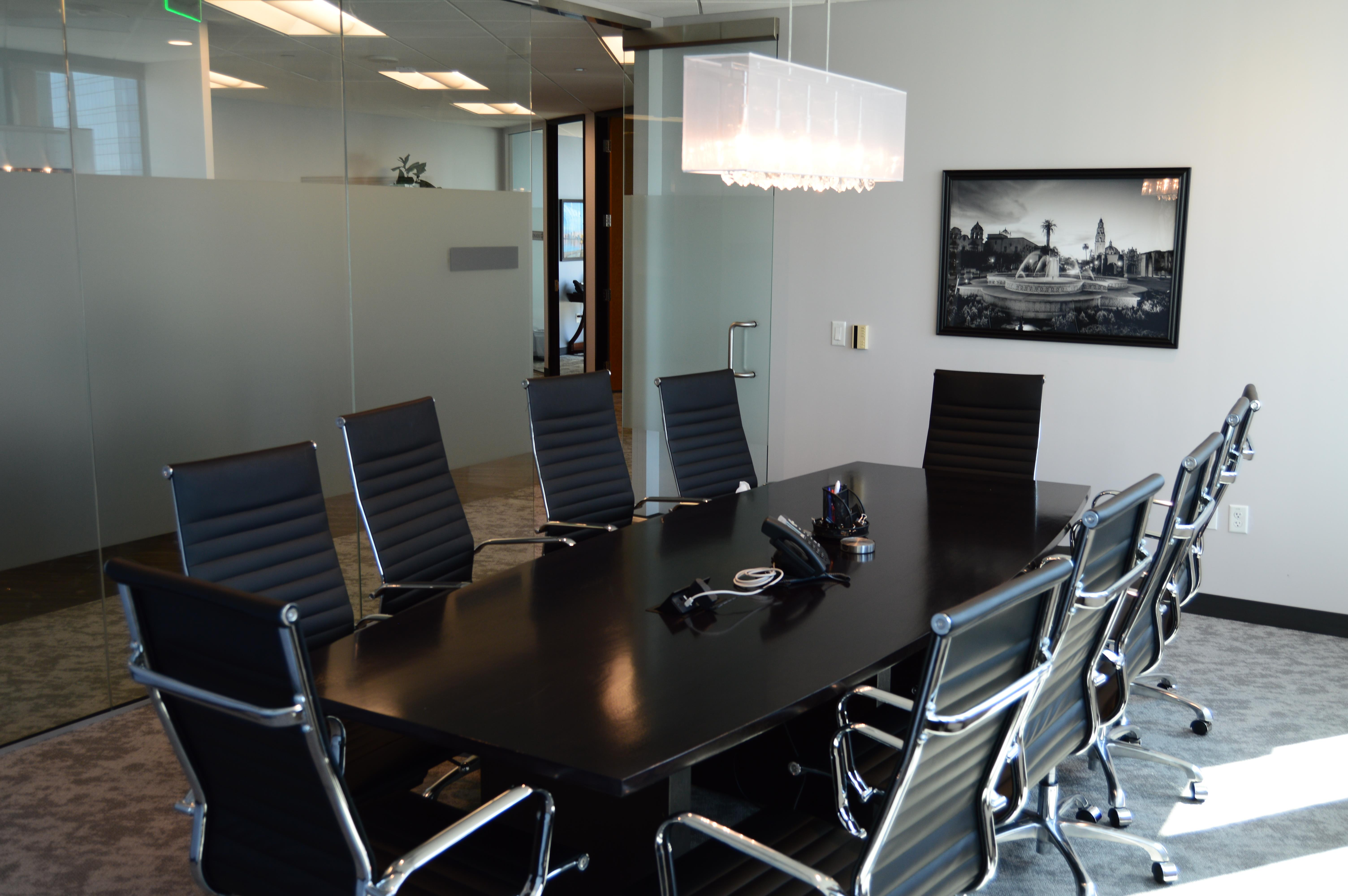 The Sullivan Group Conference Rooms of San Diego - Seaport
