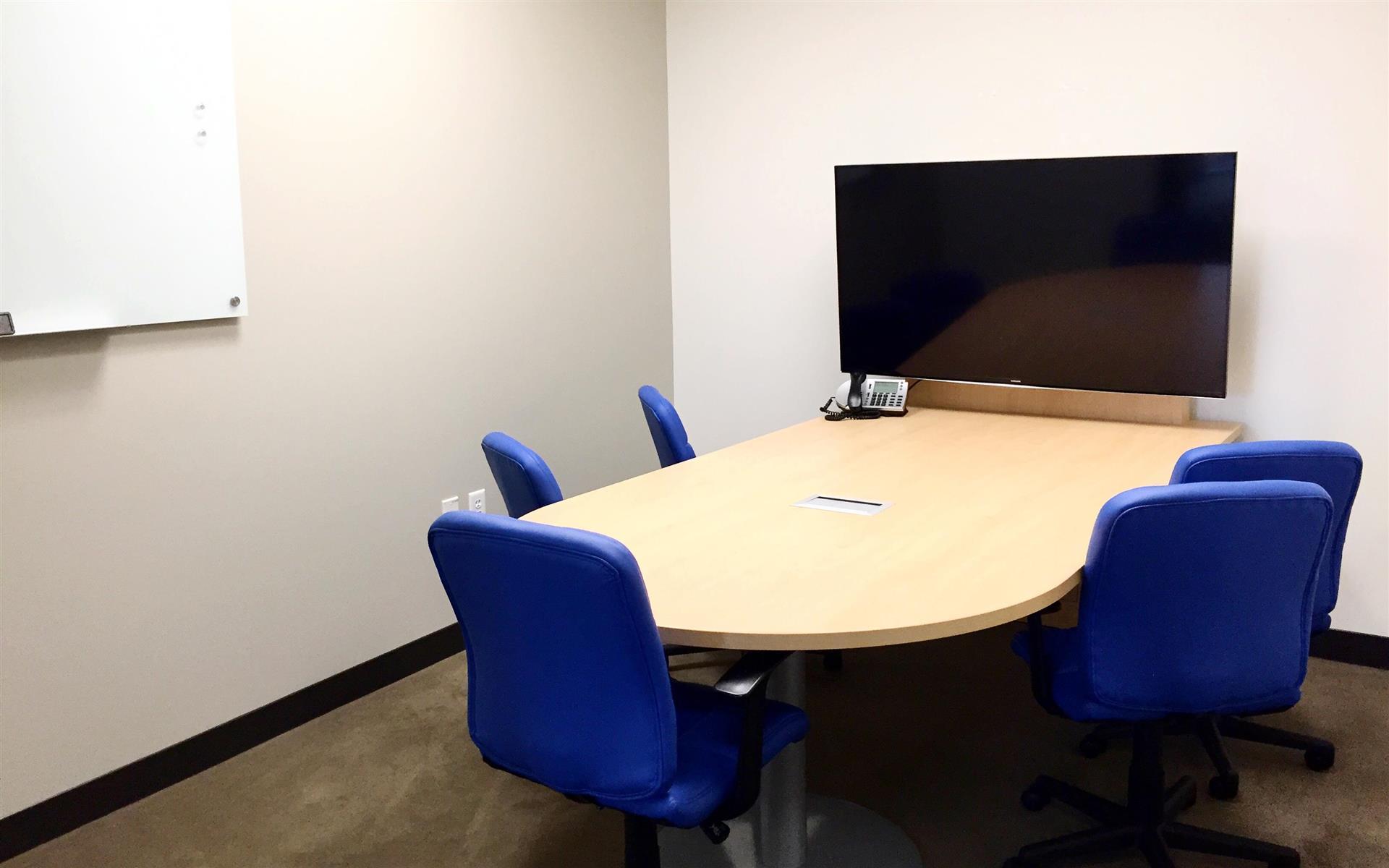Pacific Workplaces - San Francisco - Javelin Meeting Room