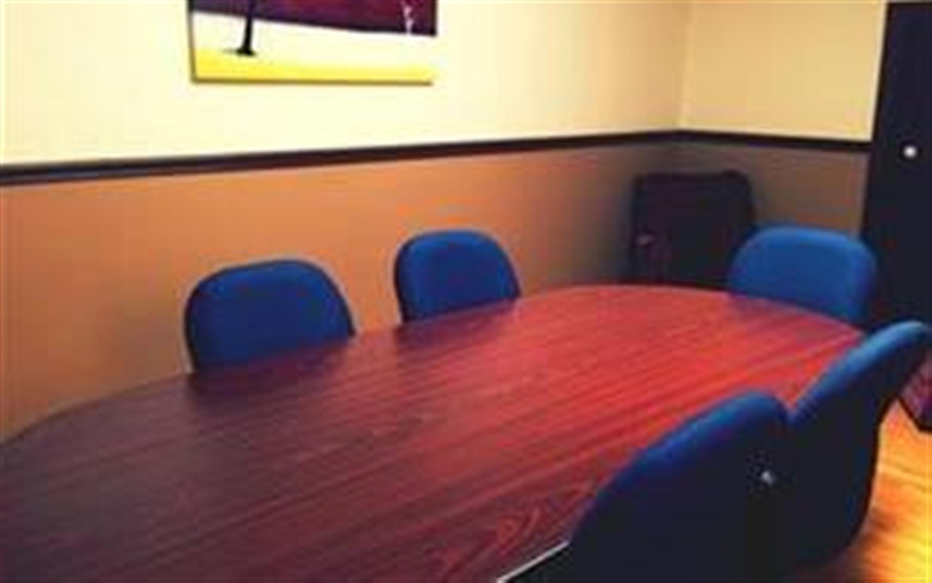 Correll Law Firm, PLC - Winchester - Law firm conference room