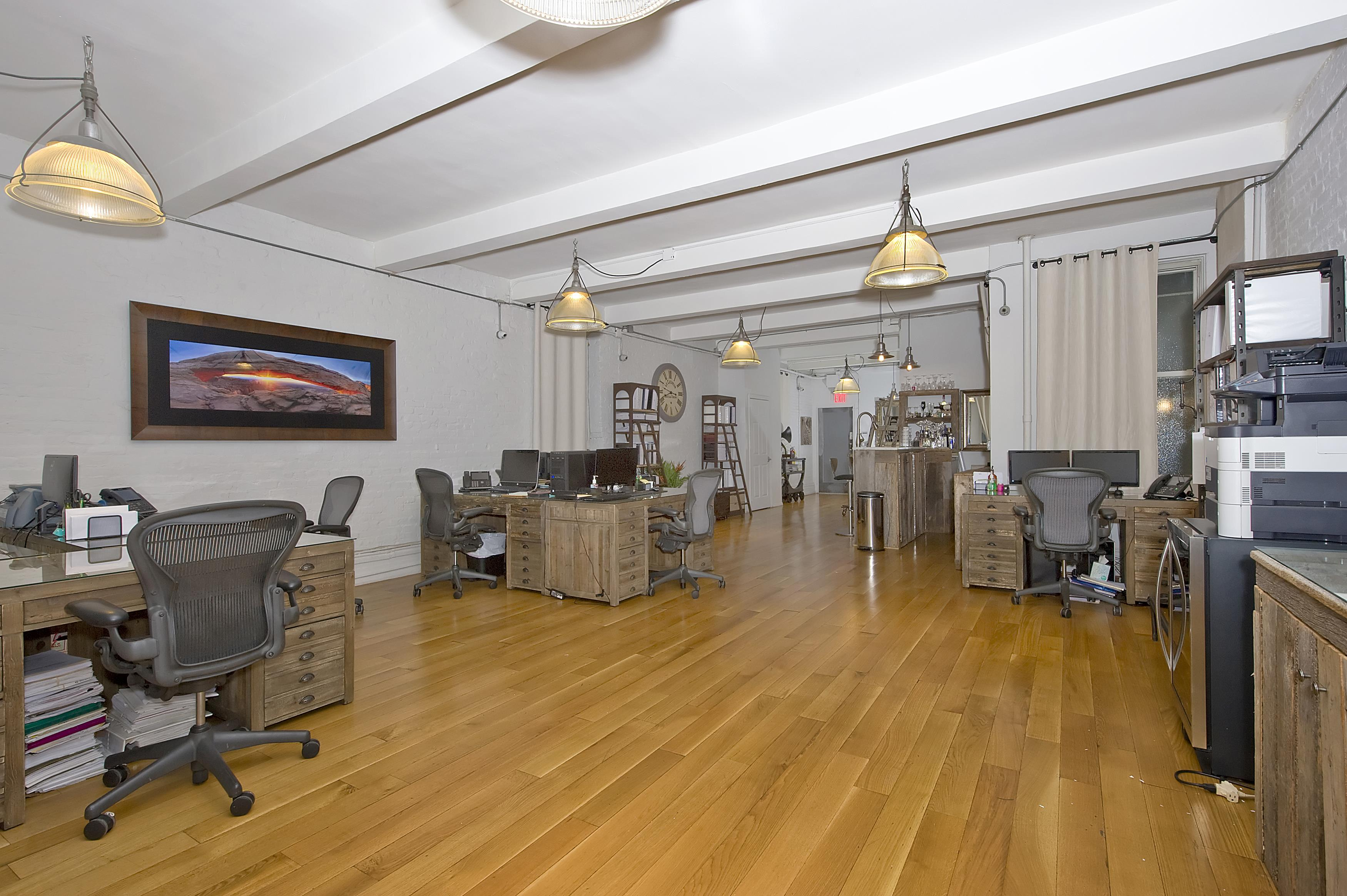 New City Ventures - Office space