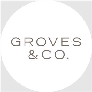 Logo of Groves & Co.