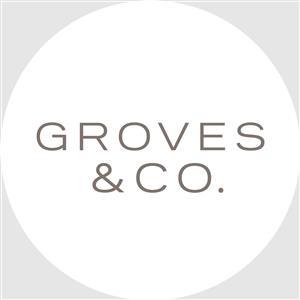 Logo of Groves & Co.