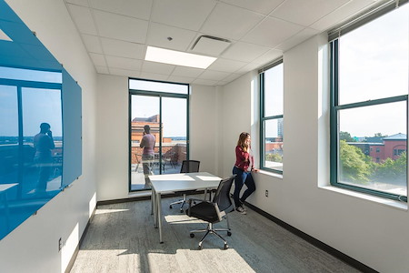 Novel Coworking - Richmond - Private Office with Balcony