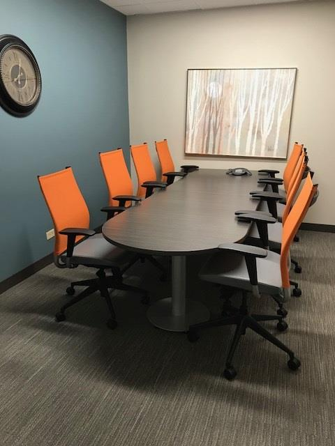 Office Evolution Hoffman Estates - Meeting Room 1-Small Conference Room