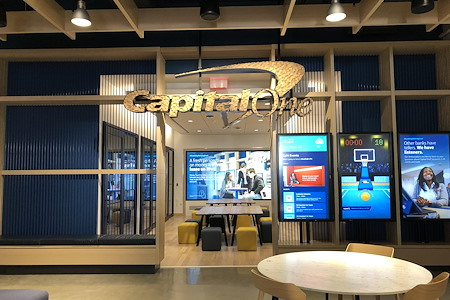 Capital One Cafe - San Diego - Meeting Room 1