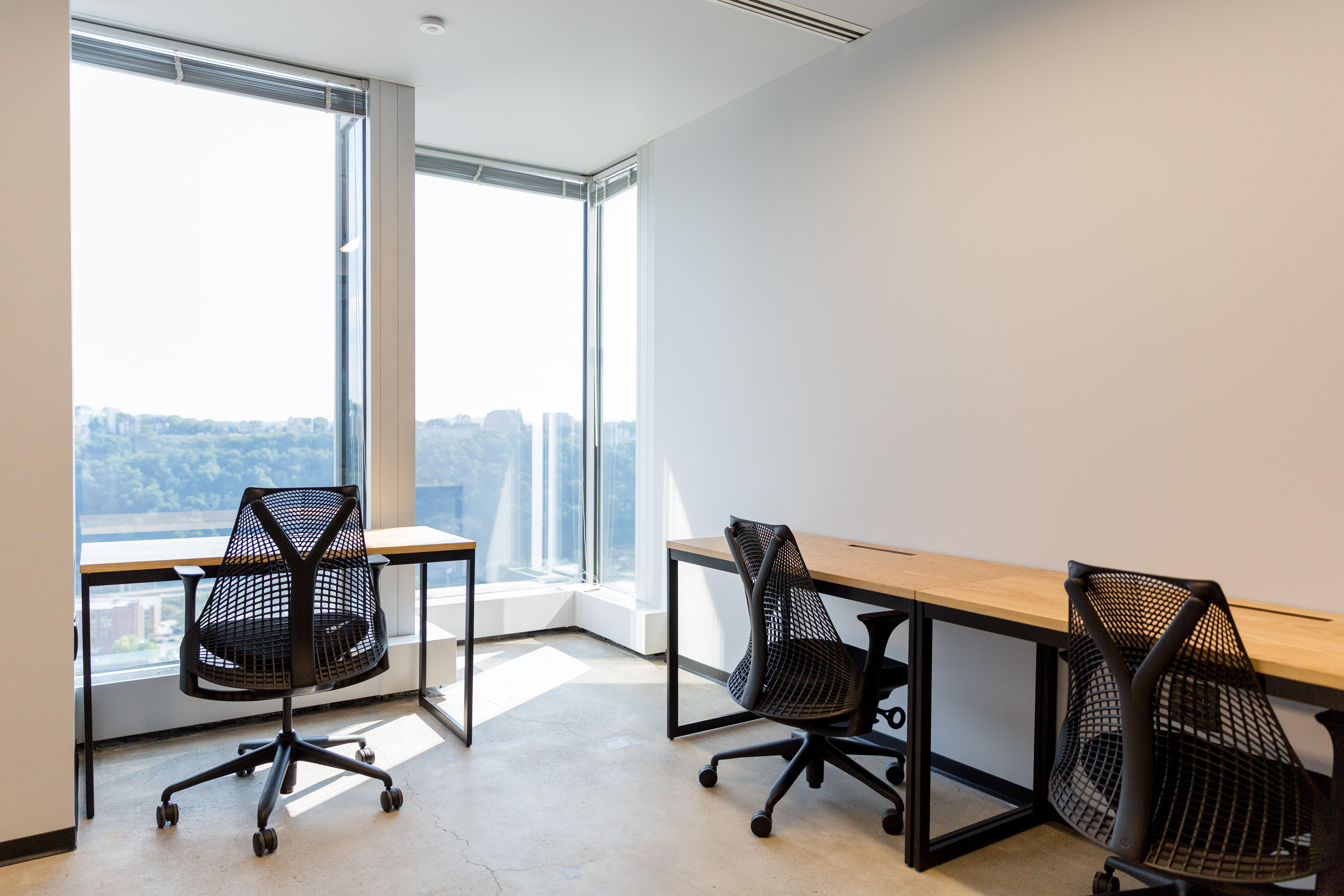 Industrious Pittsburgh - Team Space for 3