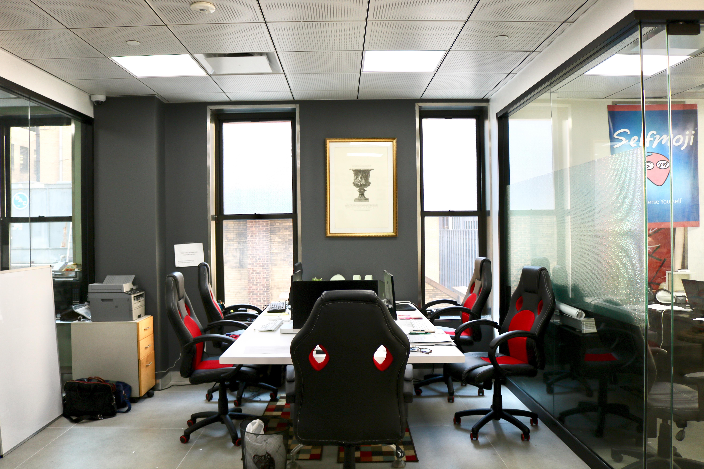 Gemsource Intl - Office suite on top of Rockefeller Plaza