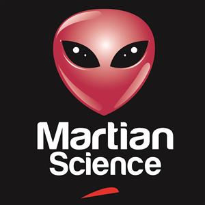Logo of martian science