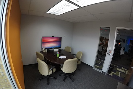 Inventive Studios - Dedicated Office C