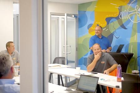 Bridge Space - Training Conference Room C