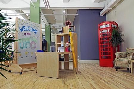 Innovation Loft - Innovation Loft - Half Space