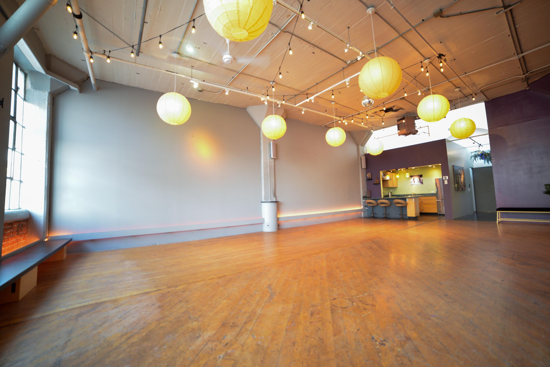 The Dance Loft SF - Office Suite 1