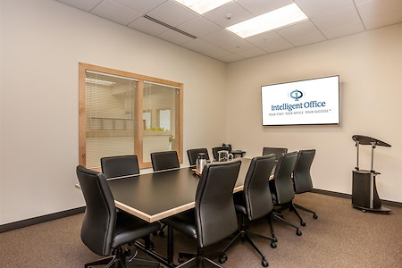 Intelligent Office of Raleigh - Large Conference Room