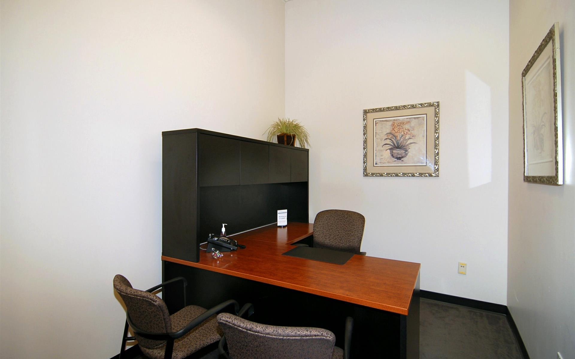 (PAS) 790 East Colorado - Interior Office