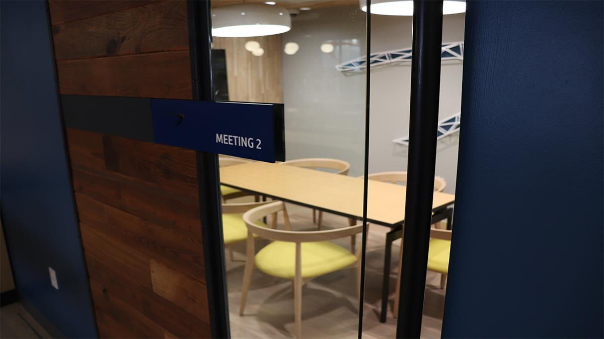 Capital One Café - Miracle Mile - Meeting Room 2