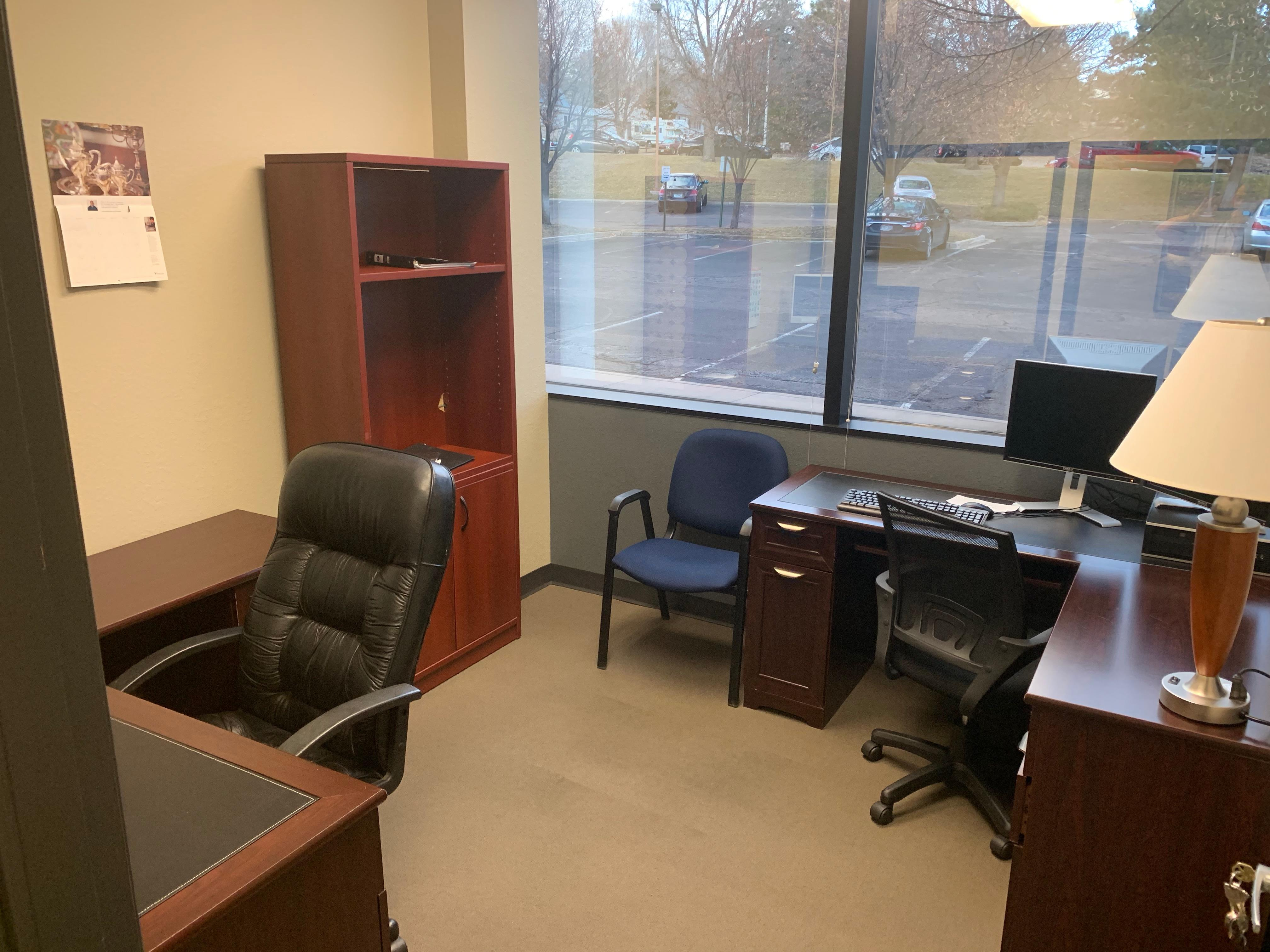 Pine Creek Financial Group LLC - Office Suite Dual Workspace #7