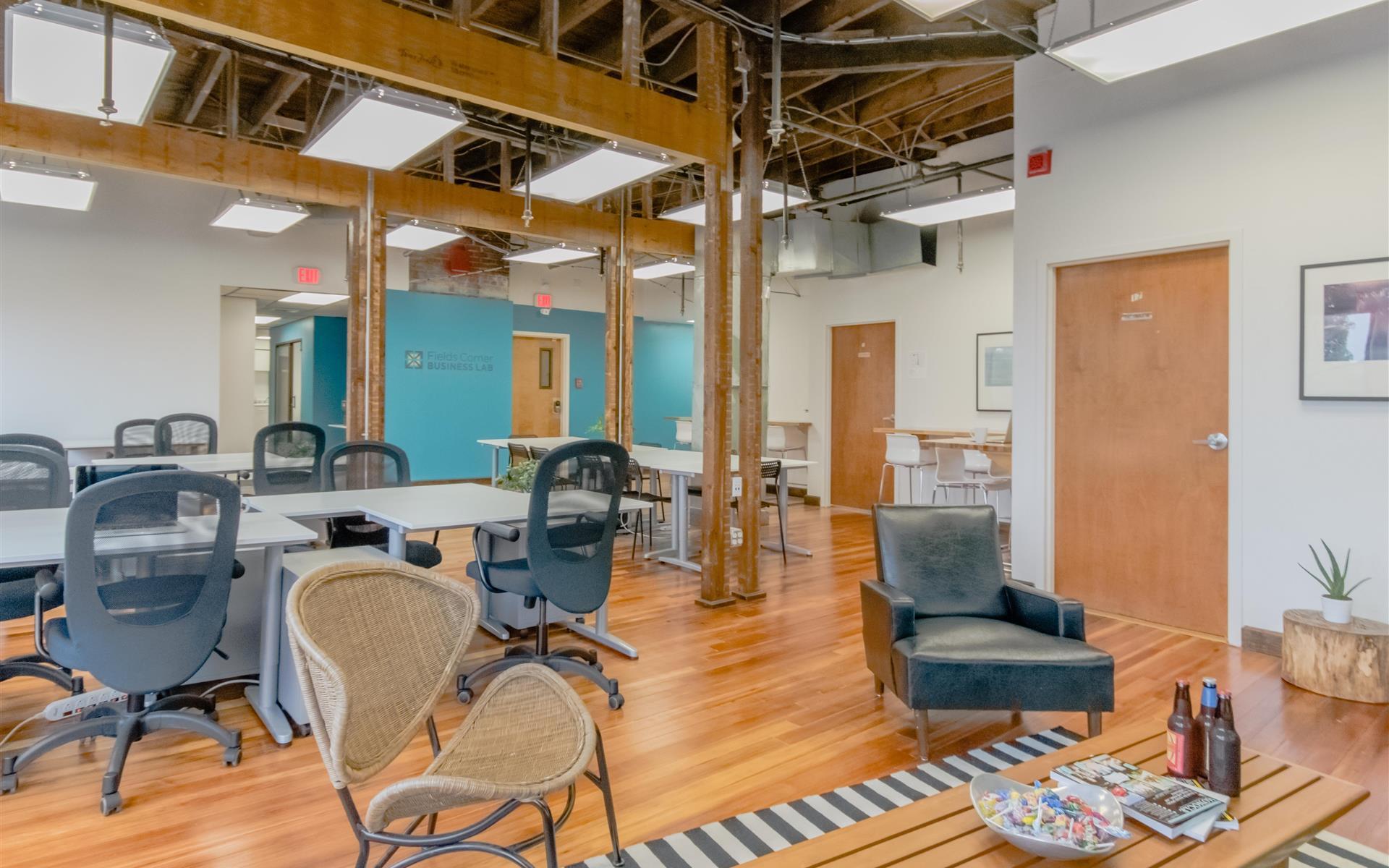 Fields Corner Business Lab - Part Time Membership