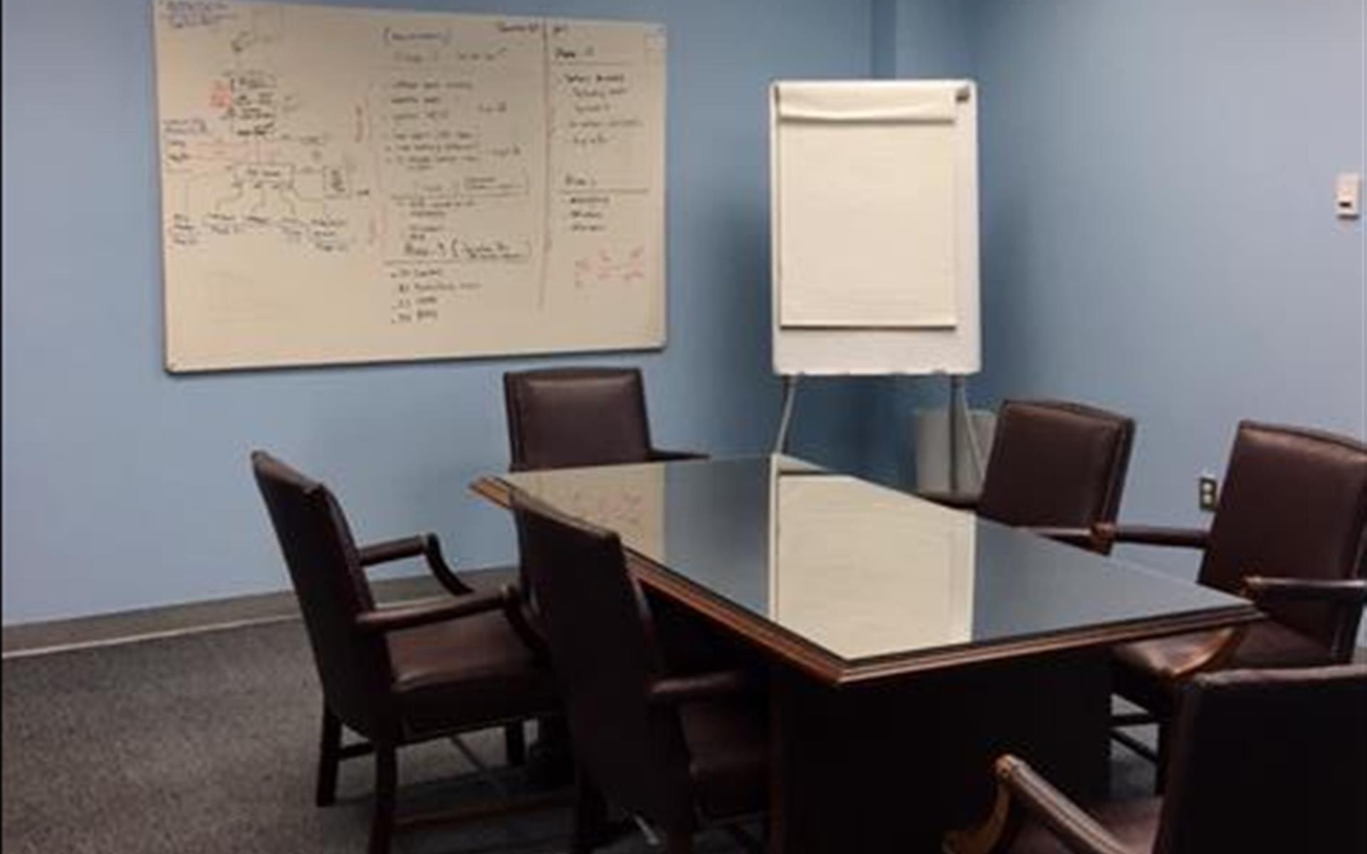Emek Properties - Meeting Room 1