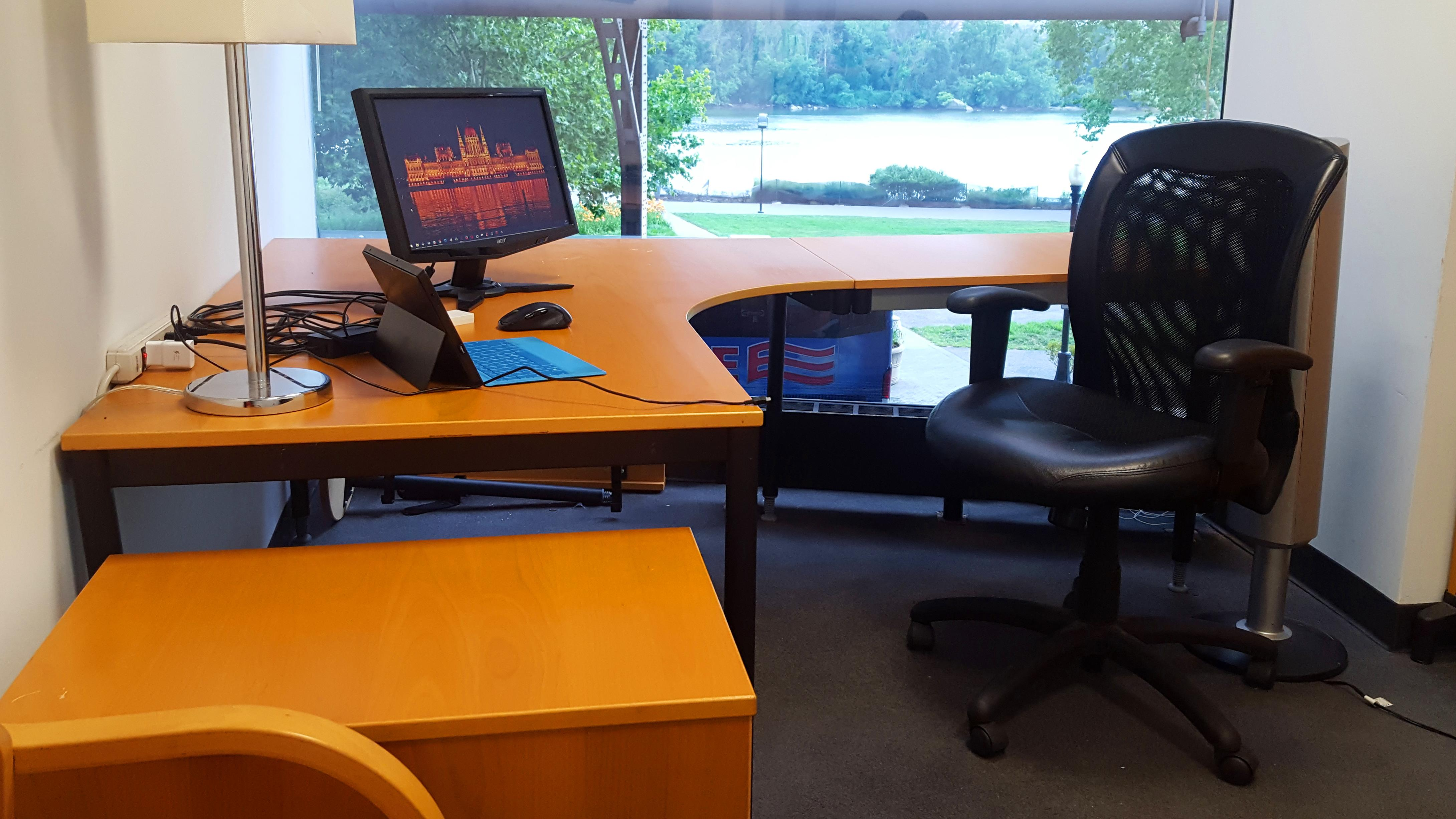 Anant Corporation - Waterfront Office - Potomac View
