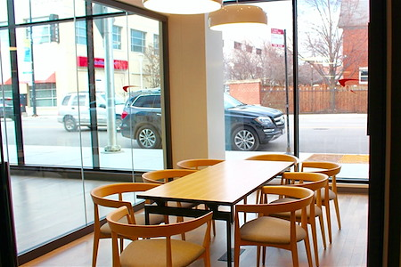 Capital One Café - Lincoln Park - The Capital One Community Room #2
