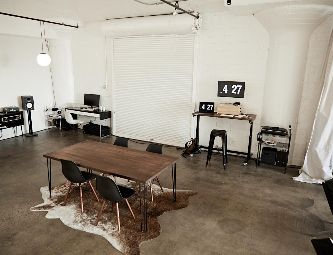 Studio 319 - Open Desk 1