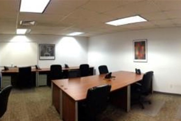 NYC Office Suites - 1350 6th Ave - 9 combined offices