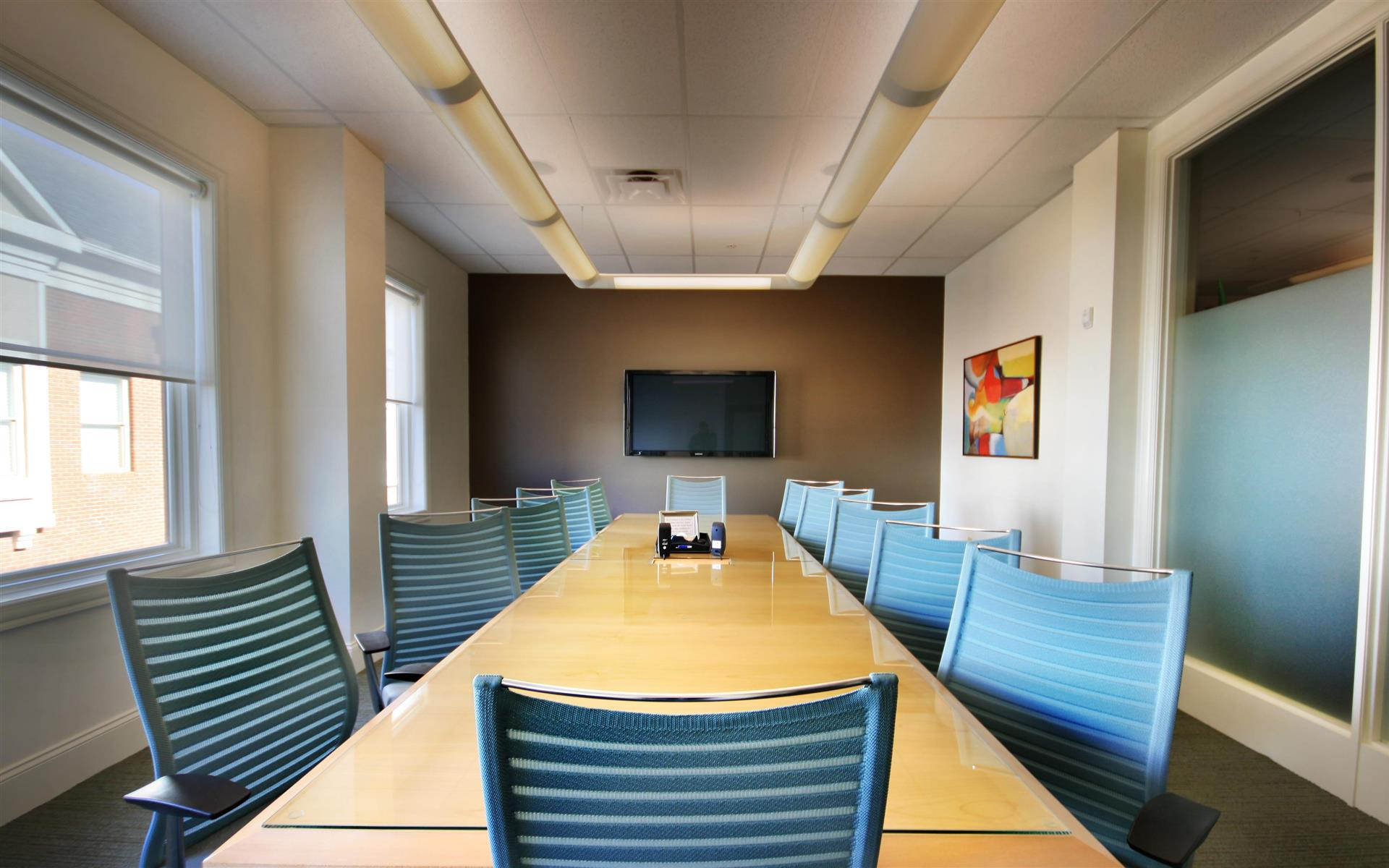 C Suites Executive Offices - Global Room