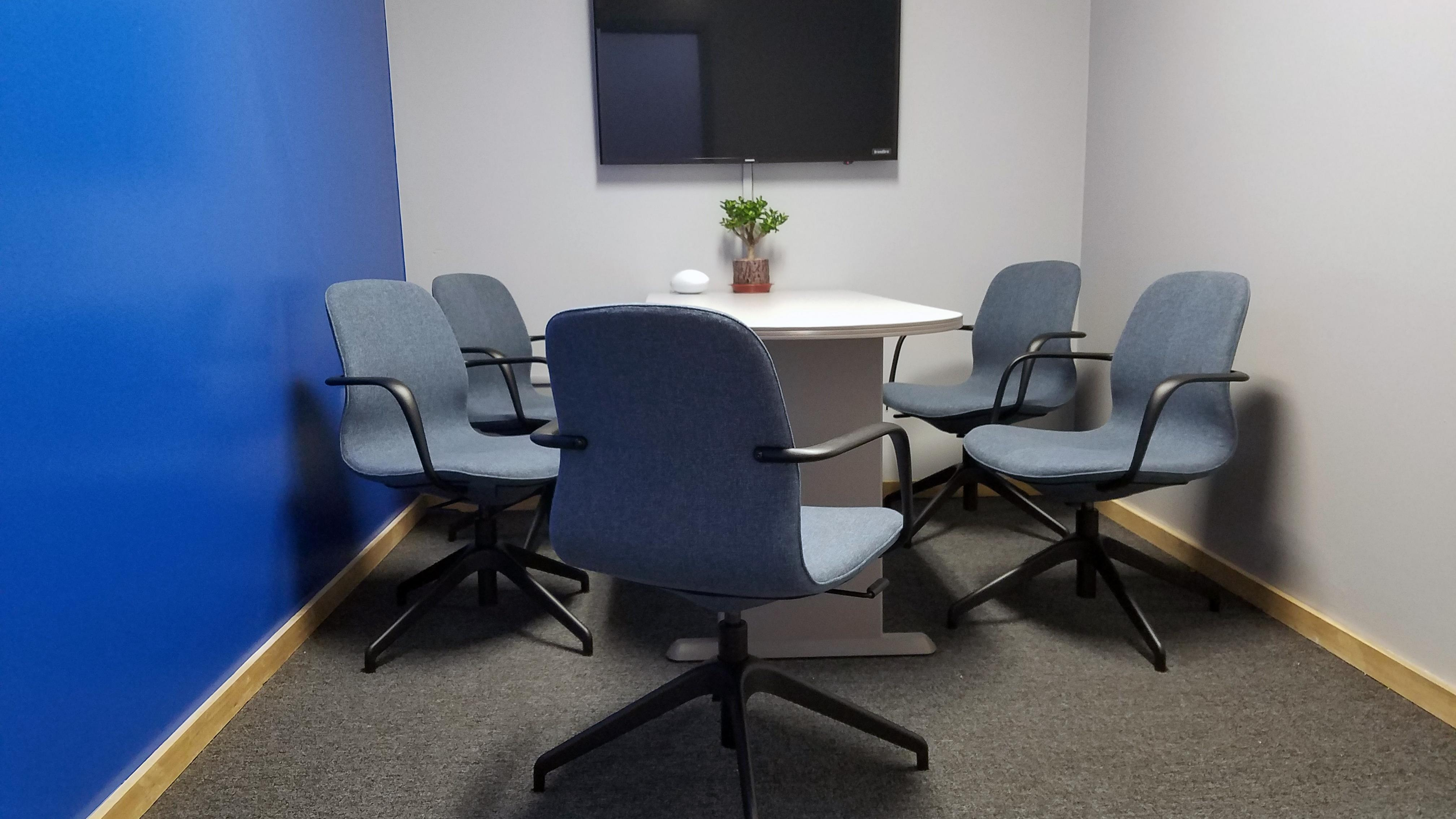 Ironfire - Professional Meeting Space for Five
