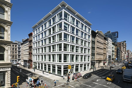 Cubico- Soho - 45 Person Office Space in SOHO