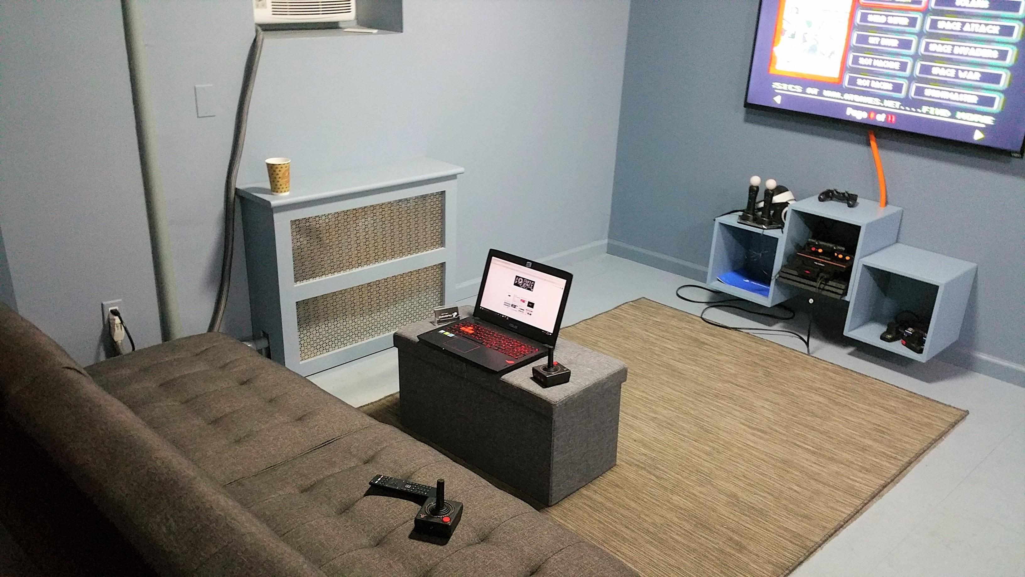 Hubneo VR Lab - Hot Desk