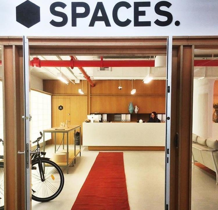 Spaces Howard Hughes - Office Memebership