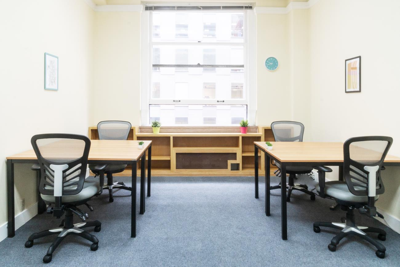 Birdnest - 244 California - Spacious Office in FiDi, 4-6 People (Copy)