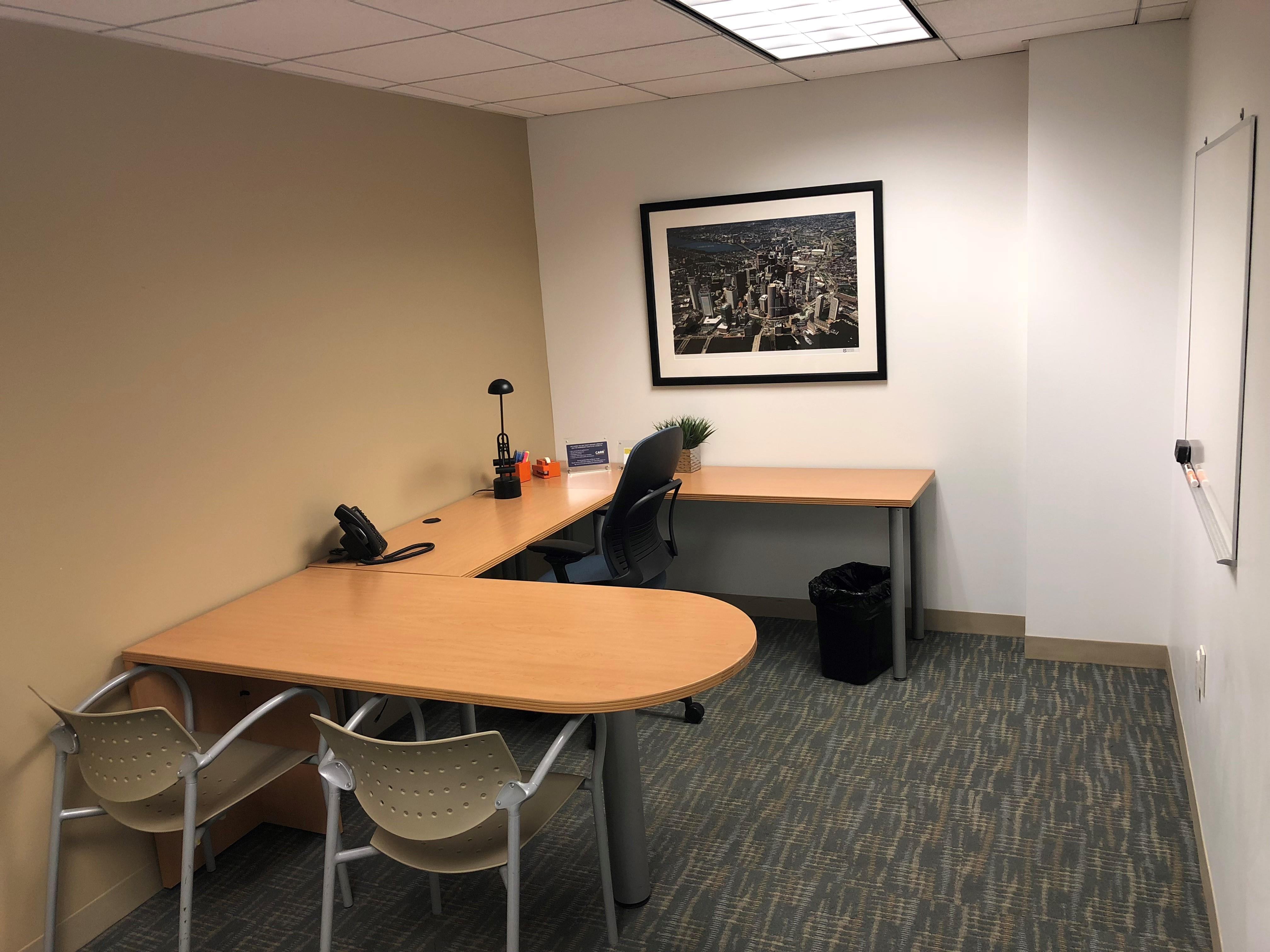 Carr Workplaces - Financial District - Private Office 840