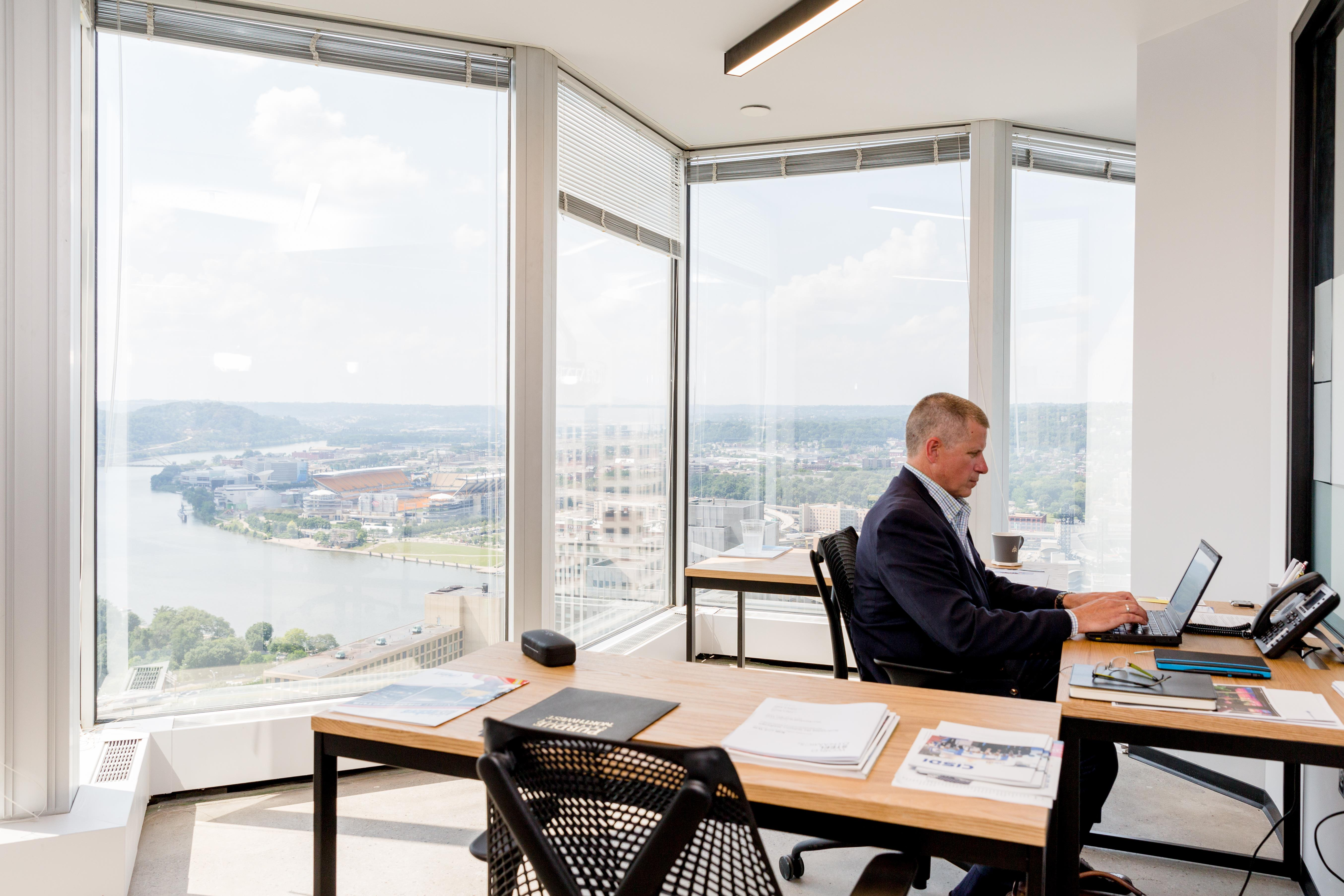 Industrious Pittsburgh - Private Office for 1