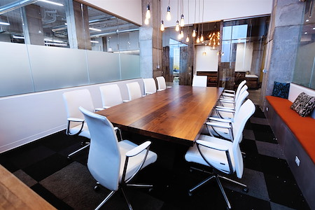 25N Coworking - Arlington Heights - Conference Room
