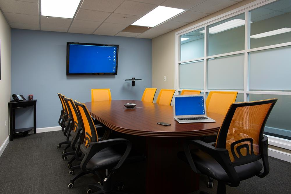 Lakeside Executive Suites - Window Office for 3 - 1ST MONTH FREE!
