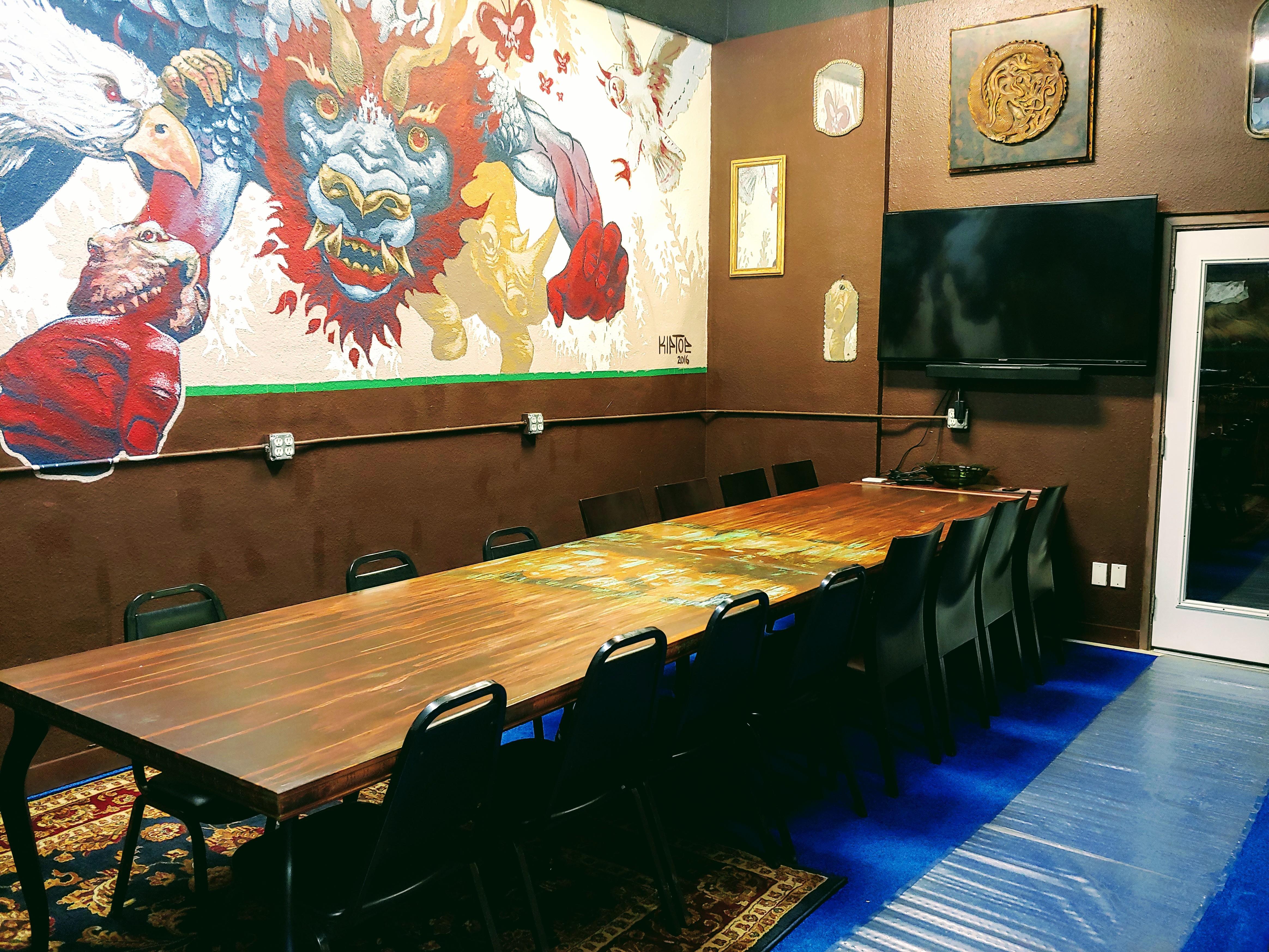 The Muse Rooms Burbank - Burbank Boardroom