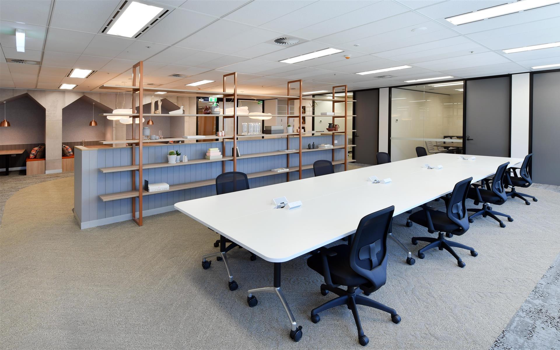 Flexispace @ 1 Martin Place - Dedicated Desk @ 1 Martin Place