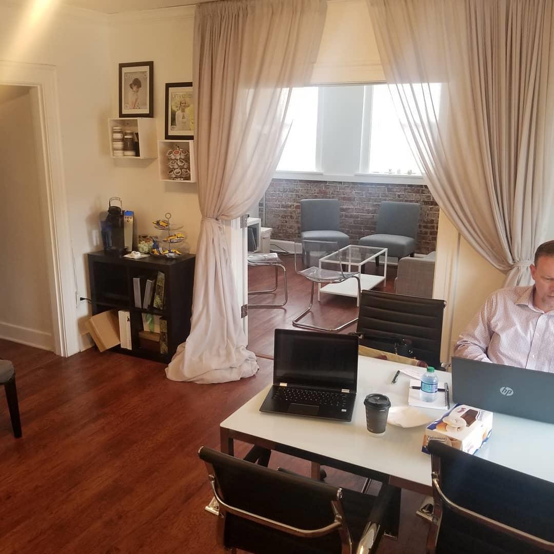 StudioWed Nashville - Co-Working Front Lounge