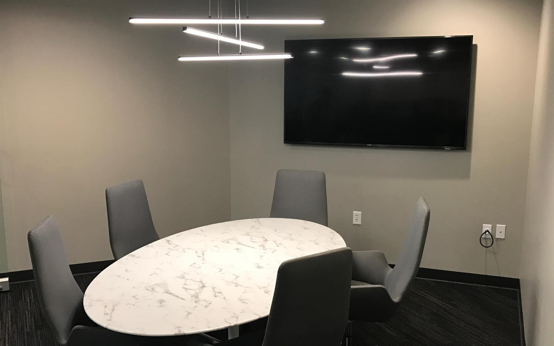 Workuity - Conference Room w/ 70in monitor