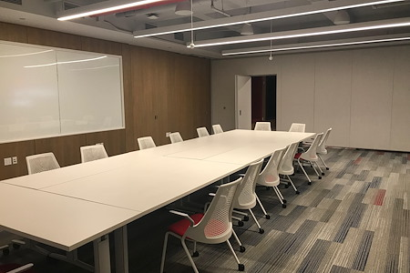 Capital One New York - Union Square Branch - Meeting Room 1