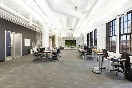 Senior Advantage Association - Shared Open Desks