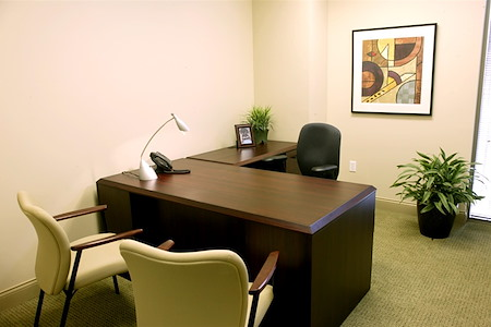Executive OfficeSuites of Baldwin Park - Stealth Office